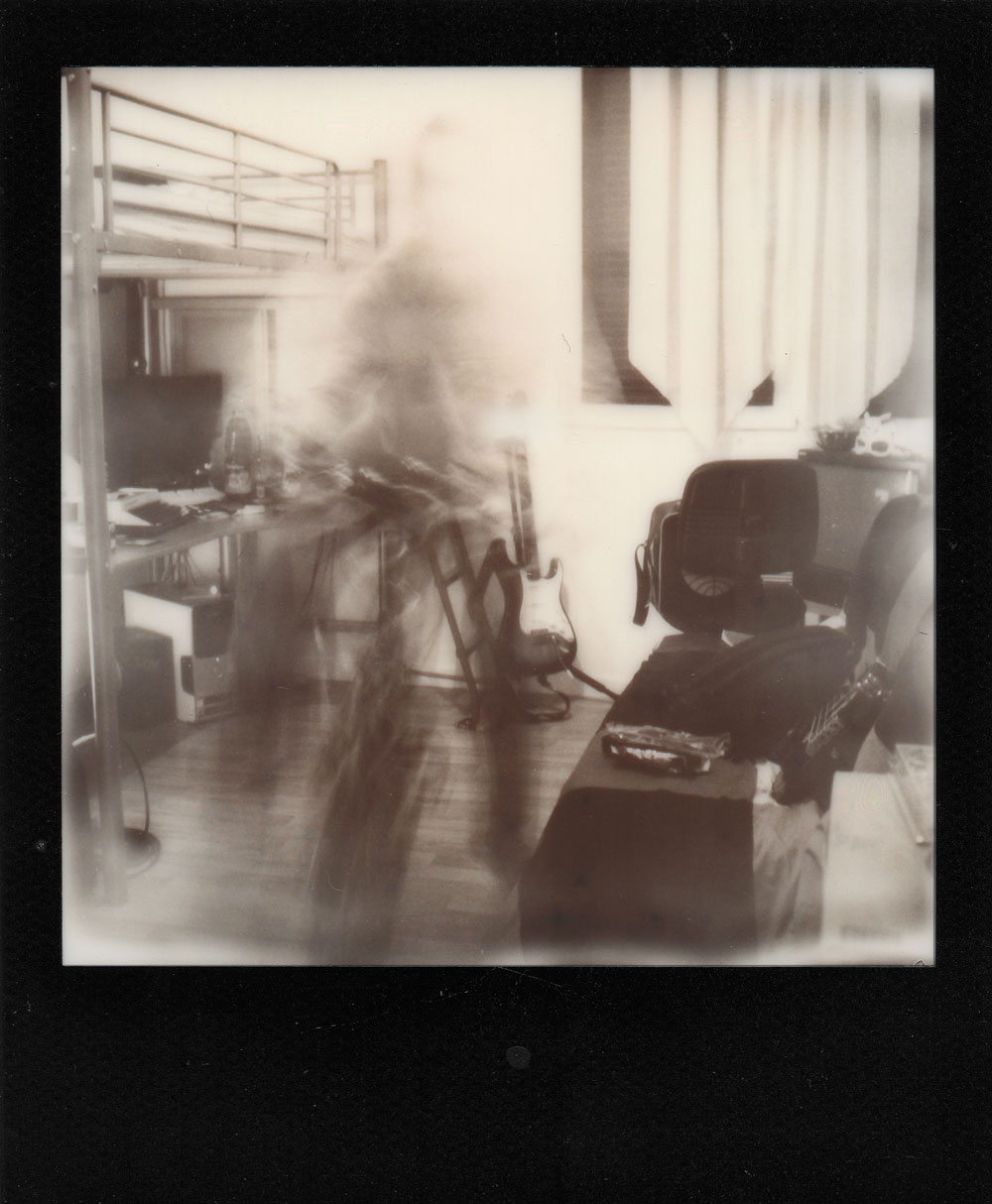 010.-Just-a-ghost-on-a-bike-in-a-flat---Polaroid-SLR680